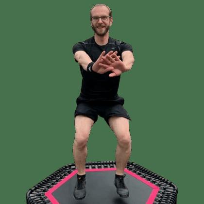 Karims Tanzschule Helmut Jumping Fitness Odenwald