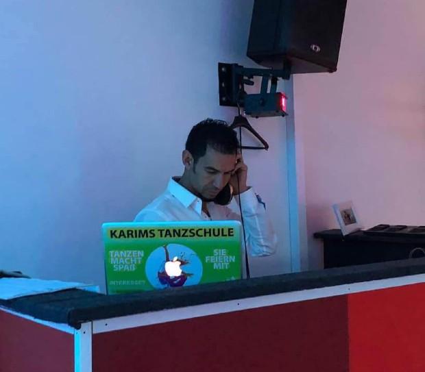 Karims Tanzschule DJ Karim